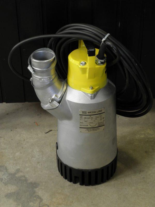 Dränkbar länspump Weda 30L
