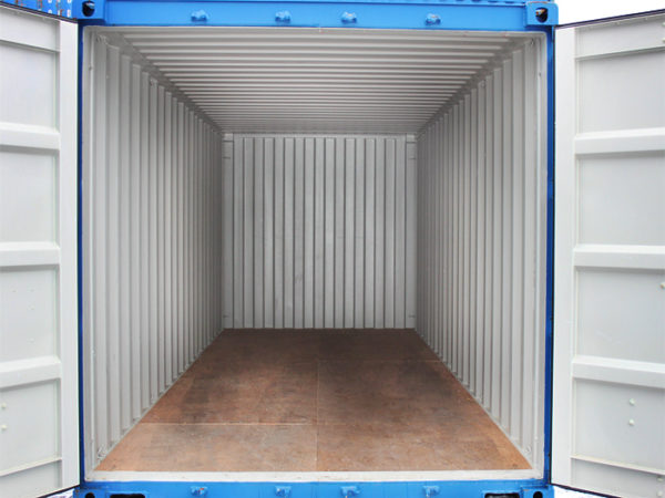 container 20 fot golv